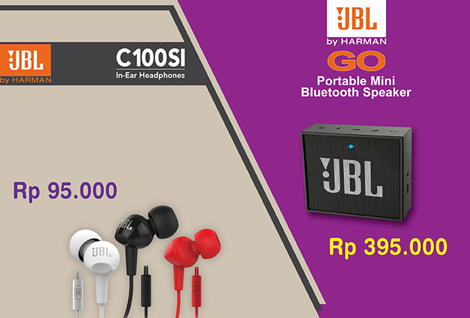 JBL speaker GO bluetooth in-ear headphone c100si