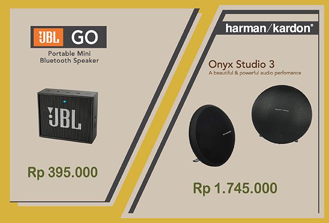 Speaker JBL - Harman Kardon Onyx 3
