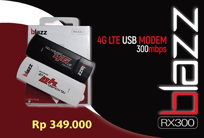 Modem USB 4G LTE BLAZZ RX300