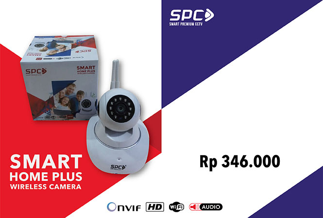 spc smart home plus cam